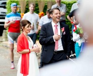 leidenschaftliche Hochzeit fotografie