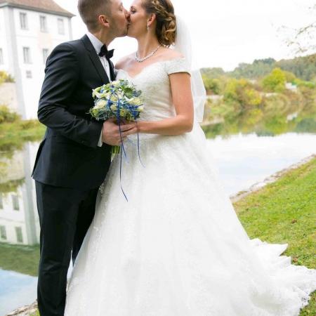 Hochzeitsfotos mit Emotion vom Hochzeitsfotografen in Lenzburg - Yves Junge Fotografie