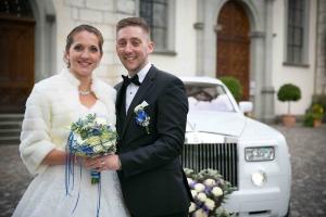 Hochzeitsfotos für Hochzeiten in Lenzburg im Aargau - Yves Junge Fotografie
